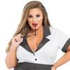 Lovehoney Fantasy Plus Size Sexy Secretary Costume