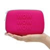 Happy Rabbit WOW Small Silicone Zip Storage Case