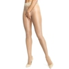 MissO 20 Denier Light Beige Crotchless Tights with Lace Top