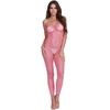 Dreamgirl Neon Convertable Crotchless Bodystocking