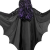Fever Black Vampire Bat Wings