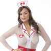 Lovehoney Fantasy Nightshift Nurse Costume