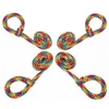 Bondage Boutique Rainbow Soft Rope Restraints