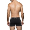 Envy Black Seamless Boxer Shorts