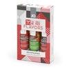 System JO Tri Me Flavours Lubricant Triple Pack (3 x 30ml)