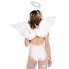 Leg Avenue Naughty Angel Wings and Halo Set