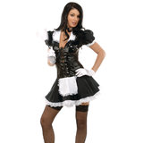 Forplay Fetish French Maid Set