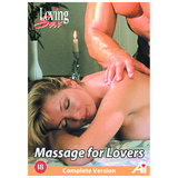 Massage For Lovers Erotic DVD