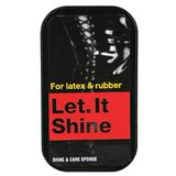 Let It Shine Latex and Rubber Care Sponge