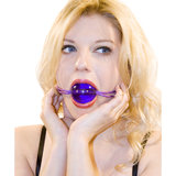 Japanese Silk Rope Ball Gag