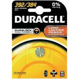 Duracell LR41 Battery Single
