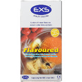 EXS Mixed Flavoured Condoms (6 Pack)