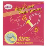 G-Lover Vibrating G-Spot Cock Ring with Condom