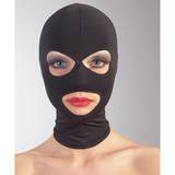 Bad Kitty Open Eye and Mouth Spandex Hood