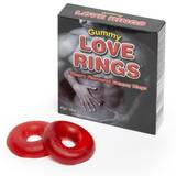 Gummy Edible Love Rings (3 Pack)