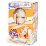 Kimmi Lovecok Realistic Vagina and Ass Inflatable Sex Doll 3.2kg