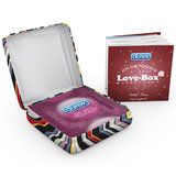 Durex Love Box Pleasure Condoms (3 Pack)