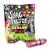 Shag Factory Go Glow Vibe Light Up Vibrating Bullet