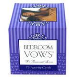 Bedroom Vows 72 Activity Cards