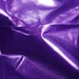 Slippery PVC Flat Double Bedsheet