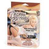 Tereza Barkley 3 Hole Doggie-Style Blow Up Doll 440g