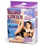 Dianna Stretch 3 Hole Deep Penetration Blow Up Sex Doll 405g