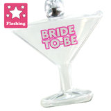 Bride To Be Flashing Necklace at Hen Night HQ!
