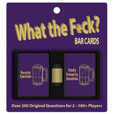 What The F*ck Bar Cards Game at Hen Night HQ!