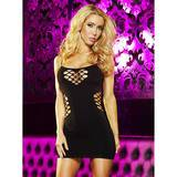 Lapdance Cash Cage Sexy Mini Dress