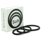 Toynary CR01 Stretchy Silicone Cock Ring Set (3 Pack)