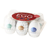 TENGA Egg Hard Boiled Variety 6 Pack Season 3 and 4