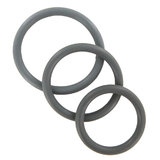 Nitrile Cock Ring Set (3 Pack)