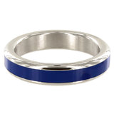 Stainless Steel 1.87 Inch Cock Ring Steel with Band