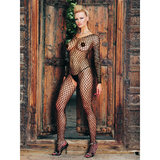 Leg Avenue Seamless Fishnet Bodystocking