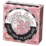 Flower Power Lip Balm Orgasm Booster review