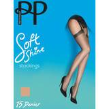 Pretty Polly Soft Shine 15 Denier Nude Stockings
