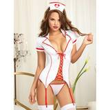 Dreamgirl Triage Trixie Sexy Nurse Outfit