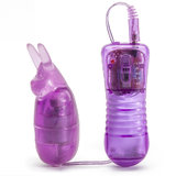 Mr Tingles Jelly Rabbit Clitoral Vibrator