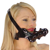 Extreme Chin Dildo Strap-On Sex Toy