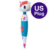 tokidoki x Lovehoney Unicorn Multispeed Massage Wand Vibrator LHUS LHCA