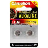 Camelion Plus LR44 Alkaline Battery (2 Pack)