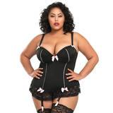 Lovehoney Plus Size Push-up-Corsage