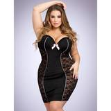 Lovehoney Plus Size Seduce Me Push-up Kleid