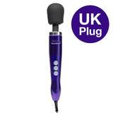 Doxy Extra Powerful Purple Die Cast Massage Wand Vibrator UK Plug