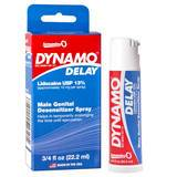 Screaming O DYNAMO Delay Spray 0.75 fl. oz