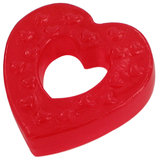 Heart Shaped Silicone Cock Ring