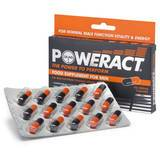 Skins Poweract Performance Pills for Men (15 Capsules)