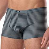 LHM Stripe Grey Mesh Boxer Shorts