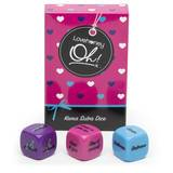 Lovehoney Oh! Kama Sutra Sex Dice
