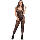 Lovehoney einteiliger Ouvert-Bodystocking